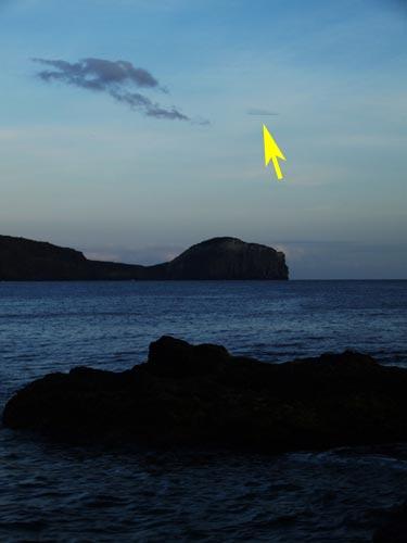 Foto para analise no Varadouro  Ilha do Faial – Açores